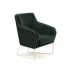Croix I Armchair | Poltrone | Mambo Unlimited Ideas