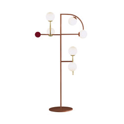 Helio floor lamp | Free-standing lights | Mambo Unlimited Ideas