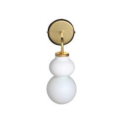 Cooper One Micro Wall Light White | Wall lights | Lyngard