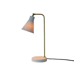Marney Task Lamp White | Table lights | Lyngard