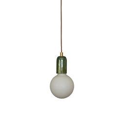 Plex Micro One Pendant Woodland Lustre   Suspended lights   Lyngard