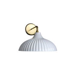 Rialto Large Wall Light White | Wall lights | Lyngard