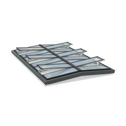 Sattel-Lichtband 5° mit Träger | Fenstertypen | Velux Commercial