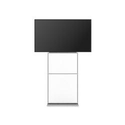 usmDESIGN | cubeSYSTEM FS | Supporti multimediali | infoWERK technik manufaktur