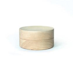 Tani Bowl Set ash wood   Storage boxes   Caussa
