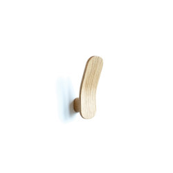 Gancho de Eshaku (roble natural) | Ganchos simples | Caussa