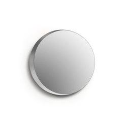 Cres Mirror clear (Ø 45 cm) | Mirrors | Caussa