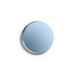 Cres Mirror blue (Ø 25 cm) | Mirrors | Caussa