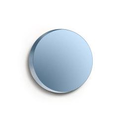 Cres Mirror blue (Ø 45 cm) | Mirrors | Caussa
