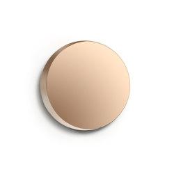 Cres Mirror bronze (Ø 45 cm) | Mirrors | Caussa