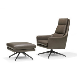 Bel Air swivel chair | Sillones | Linteloo