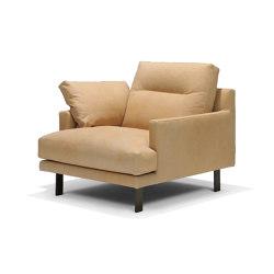 George armchair | Armchairs | Linteloo