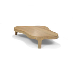 Isola coffee table 135x85 | Mesas de centro | Linteloo