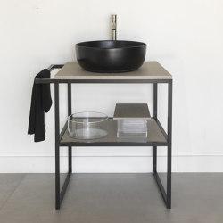 Frame 2.0 | Vanity units | Scarabeo Ceramiche