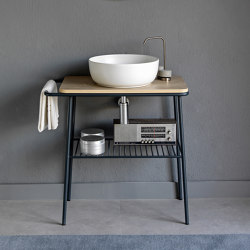 Fuji | Vanity units | Scarabeo Ceramiche