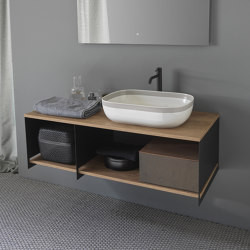 Slide | Vanity units | Scarabeo Ceramiche