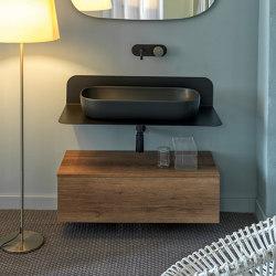Plana | Vanity units | Scarabeo Ceramiche