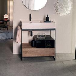 Solid | Vanity units | Scarabeo Ceramiche