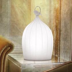 Smoon Cage | Porcelain | Lámparas de sobremesa | BEAU&BIEN