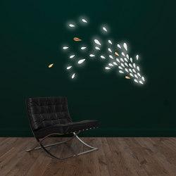 Wall of Light | Birdie | Lampade parete | BEAU&BIEN