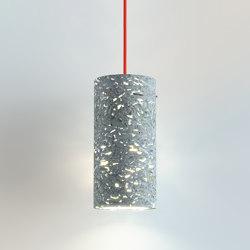 Translucent | coreTube | Suspended lights | BETOLUX concrete light