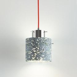 Translucent | shortShade | Suspended lights | BETOLUX concrete light