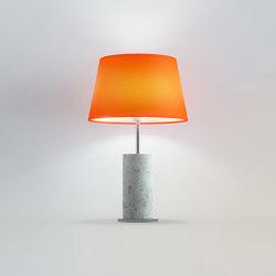 Pure | TL #2 | Luminaires de table | BETOLUX concrete light
