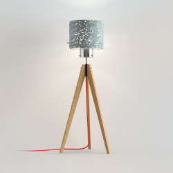 Translucent | triPod | Free-standing lights | BETOLUX concrete light