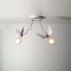 Lucellino Doppio LED | Ceiling lights | Ingo Maurer