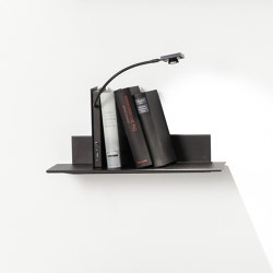 Oskar on the Shelf | Bookends | Ingo Maurer