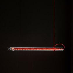 Tubular | Suspended lights | Ingo Maurer