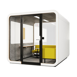 Framery 2Q Lounge | Office Pods | Framery