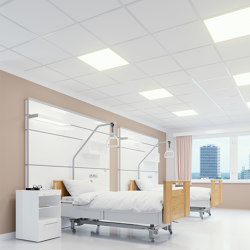 OWAcoustic premium Humancare | Acoustic ceiling systems | OWA