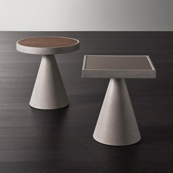 Cone low tables | Tables d'appoint | Meridiani