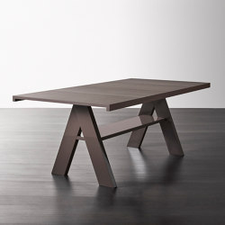 Joi dining tables | Mesas comedor | Meridiani