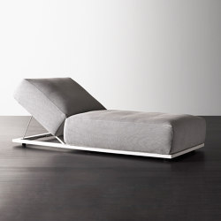 Claud lounge bed |  | Meridiani