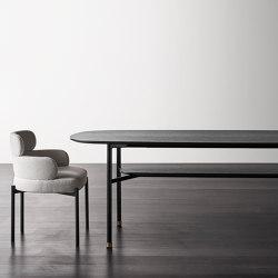 Hubert | Dining tables | Meridiani