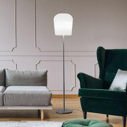 Casablanca Syss Floor Luminaire | Lámparas de pie | Millelumen