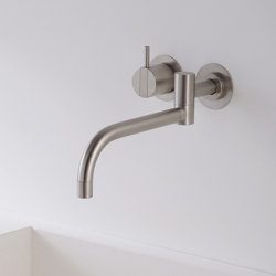 131 - One-handle build-in mixer | Wash basin taps | VOLA