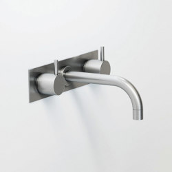 1513K - Two-handle build-in mixer | Wash basin taps | VOLA