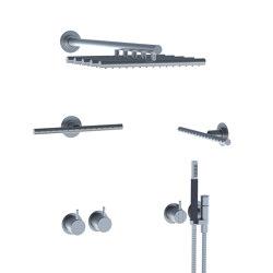 "Combi-5 - ¾"" thermostatic mixer | Shower controls | VOLA"