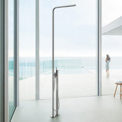 FS3 - Free-standing thermostatic shower | Shower controls | VOLA
