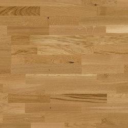 Parquet Matt Lacquer | Plauno, Oak | Wood flooring | Bjelin
