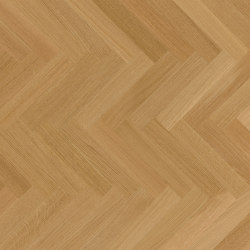 Herringbone Parquet Matte Lacquer | Stockholm, Oak | Wood flooring | Bjelin