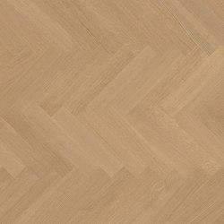 Herringbone Parquet Matte Lacquer   Sigtuna, Oak   Wood flooring   Bjelin