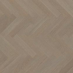 Herringbone Parquet Matte Lacquer | Kalmar, Oak | Wood flooring | Bjelin