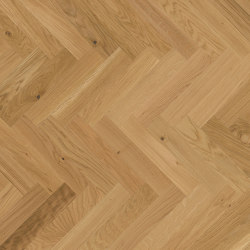 Herringbone Parquet Natural Oil | Kiruna, Oak | Wood flooring | Bjelin
