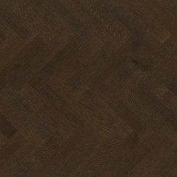 Herringbone Parquet Matte Lacquer | Falun, Oak | Wood flooring | Bjelin