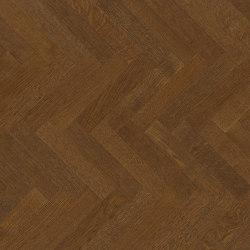 Herringbone Parquet Matte Lacquer | Sandviken, Oak | Wood flooring | Bjelin