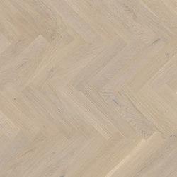 Herringbone Parquet Matte Lacquer | Lycksele, Oak | Wood flooring | Bjelin